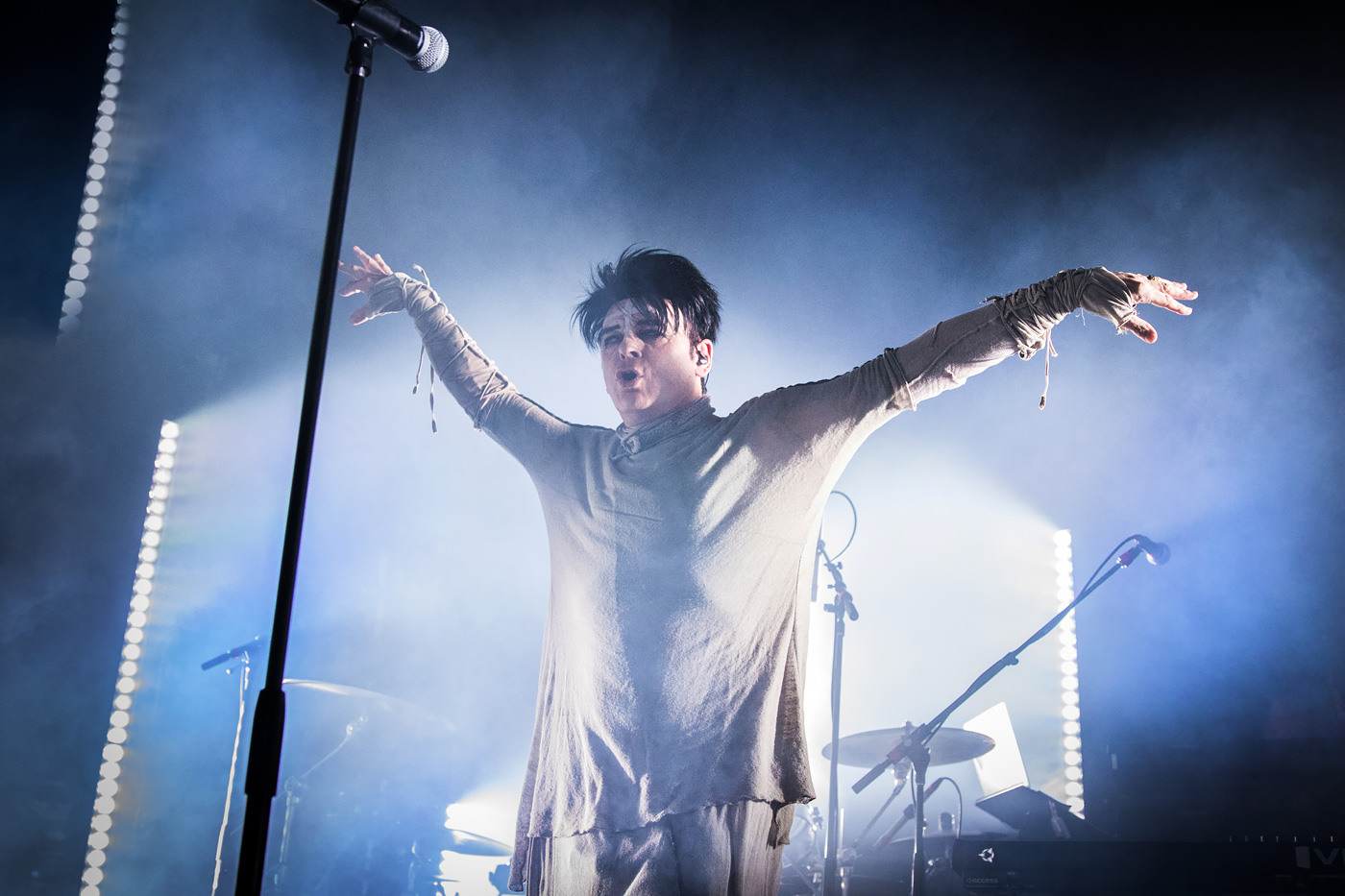 Gary Numan Concert Photos - Denver 2017