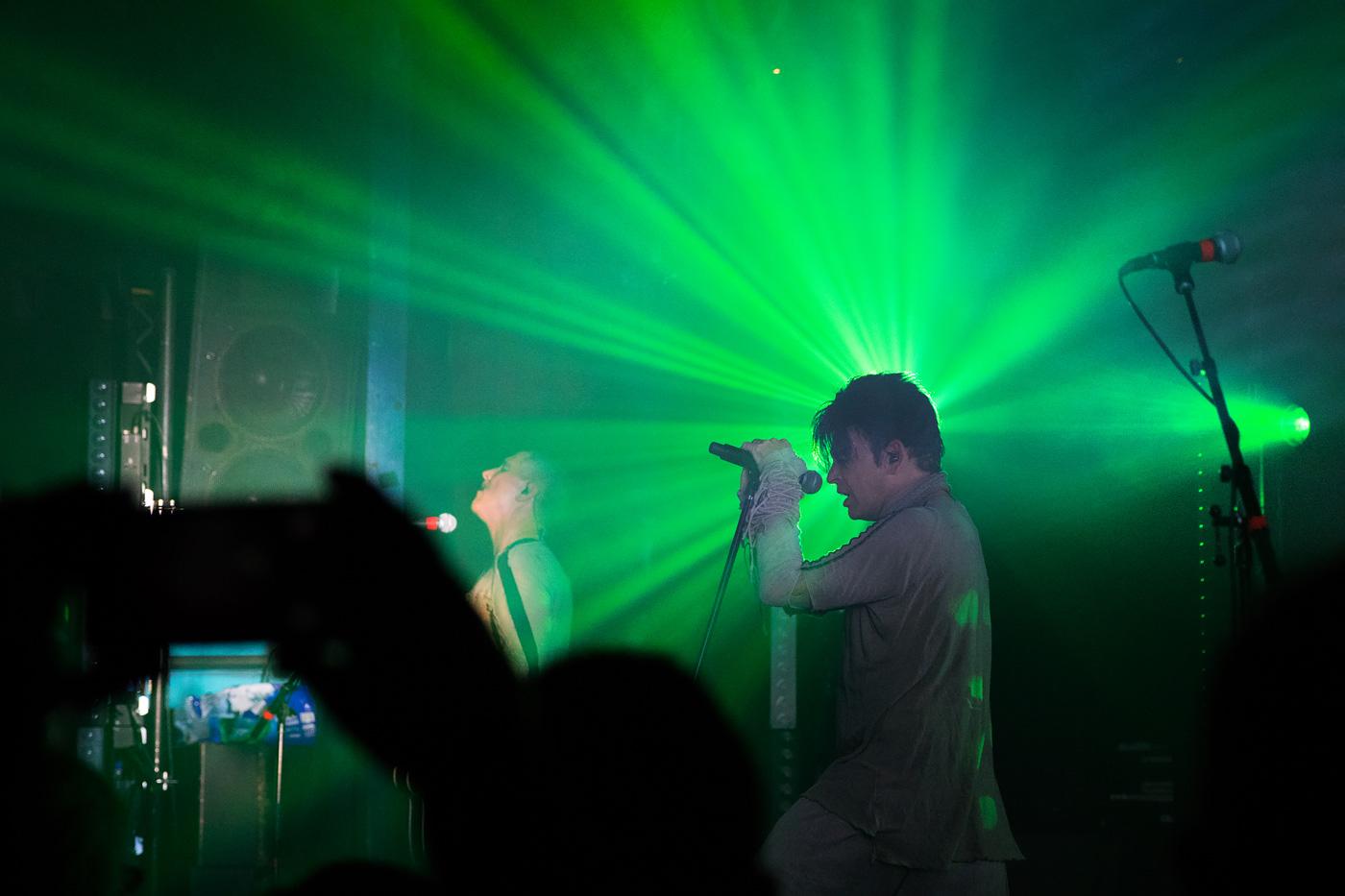 Gary Numan Concert Photos 2017 - Denver Gothic Theatre