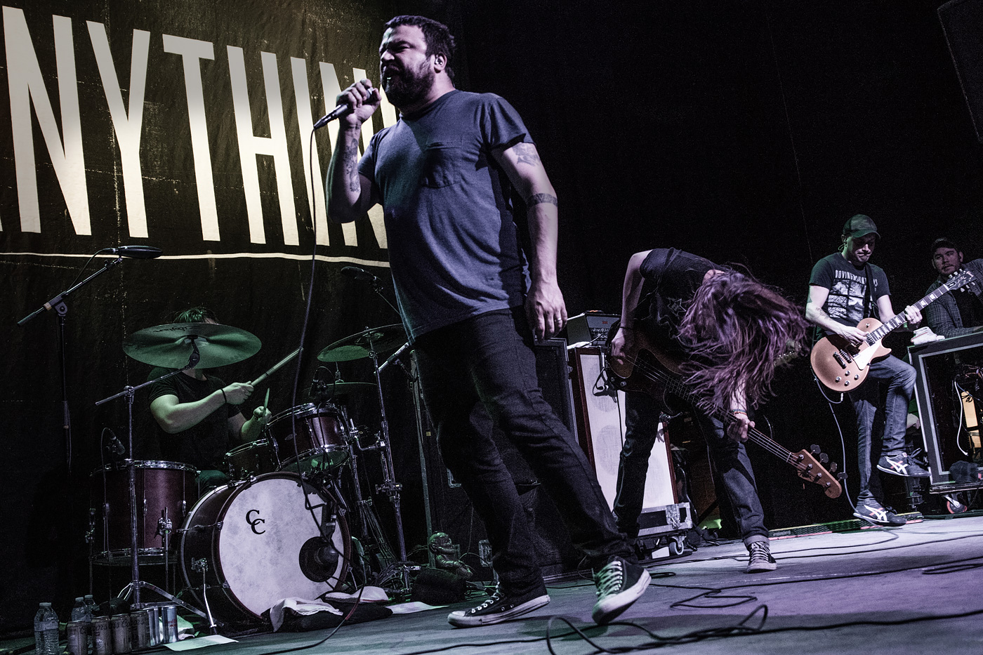 Say Anything - Concert Photos - Summit Music Hall Denver 2017