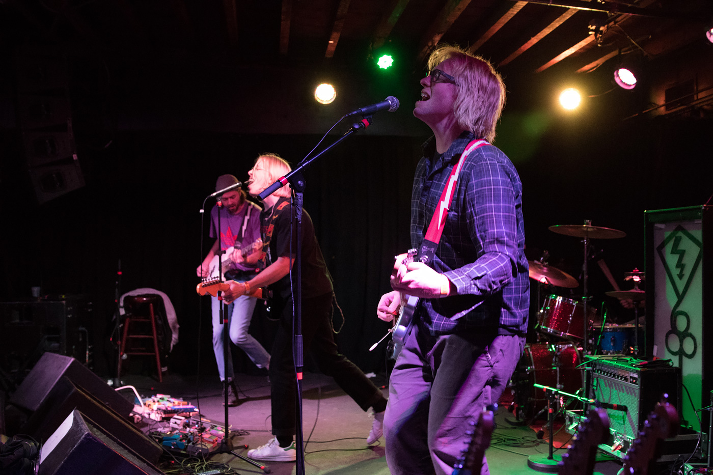 My Body Sings Electric - Slow Caves - Modern Suspects - Denver Concert Photos