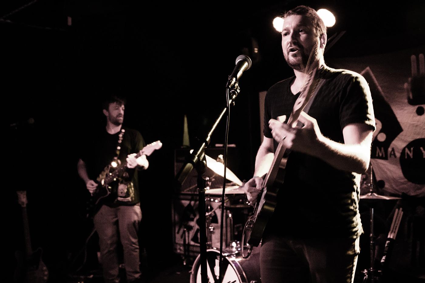 Too Many Humans - Denver Band