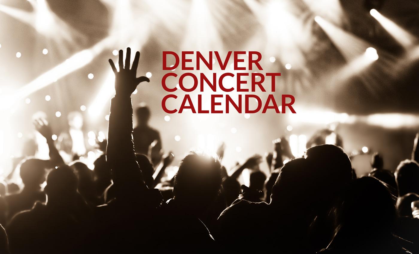 Denver Concert Calendar