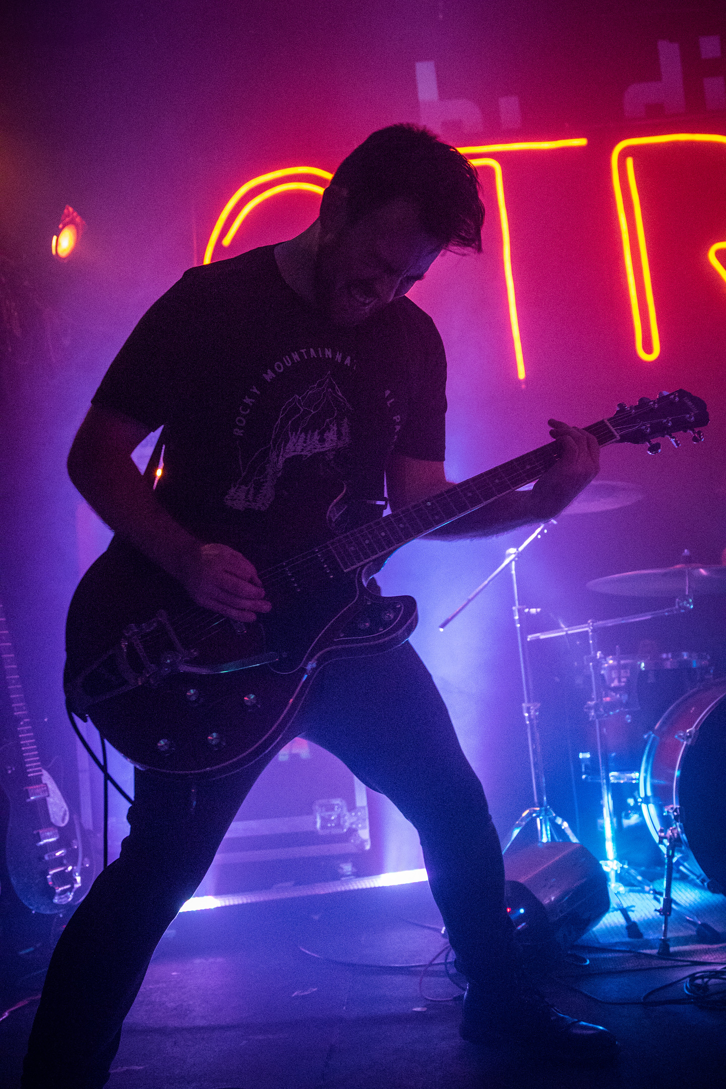 Denver band CITRA - Concert photos from Hi-Dive EP Release