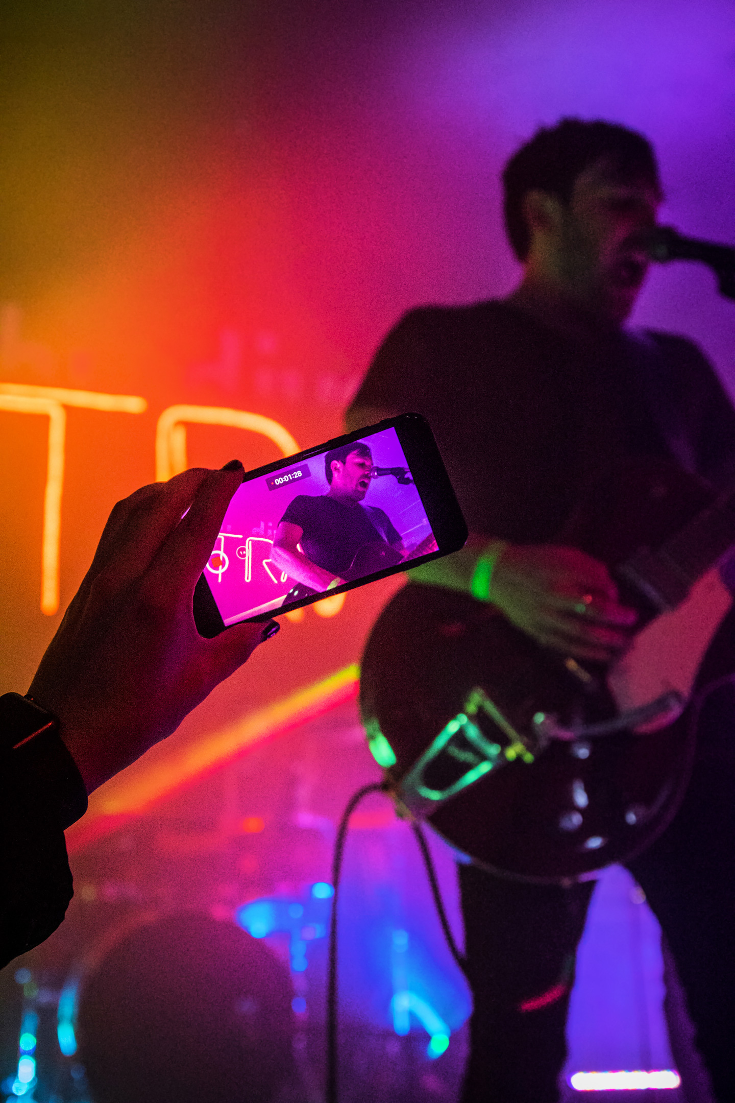 Denver band CITRA - Concert photos from Hi-Dive EP Release