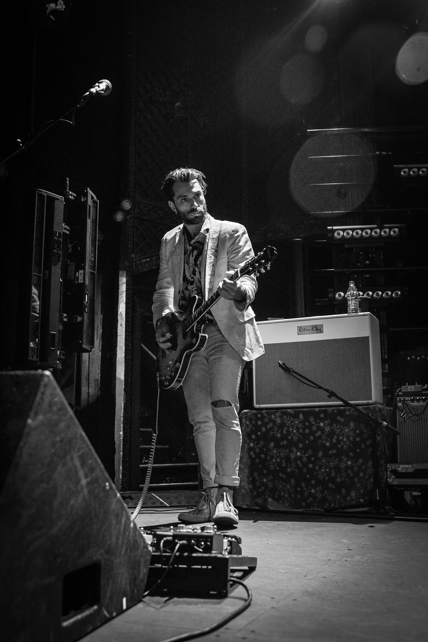 Walk The Moon and Company of Thieves concert photos from Ogden Theatre Denver