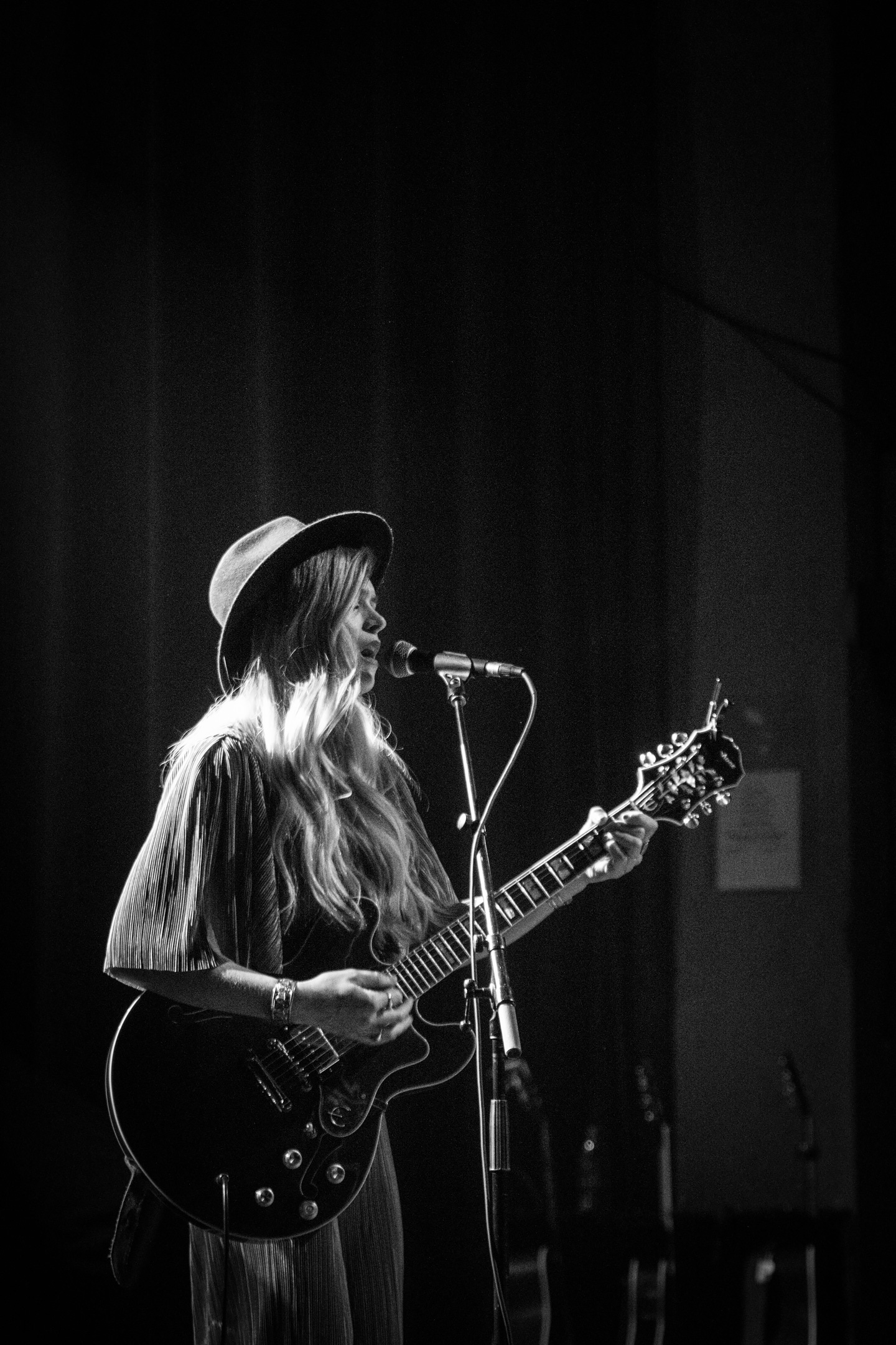 The Wind + The Wave, Haley Johnson and Rachel Price - Denver Concert Photos - Bluebird Theater