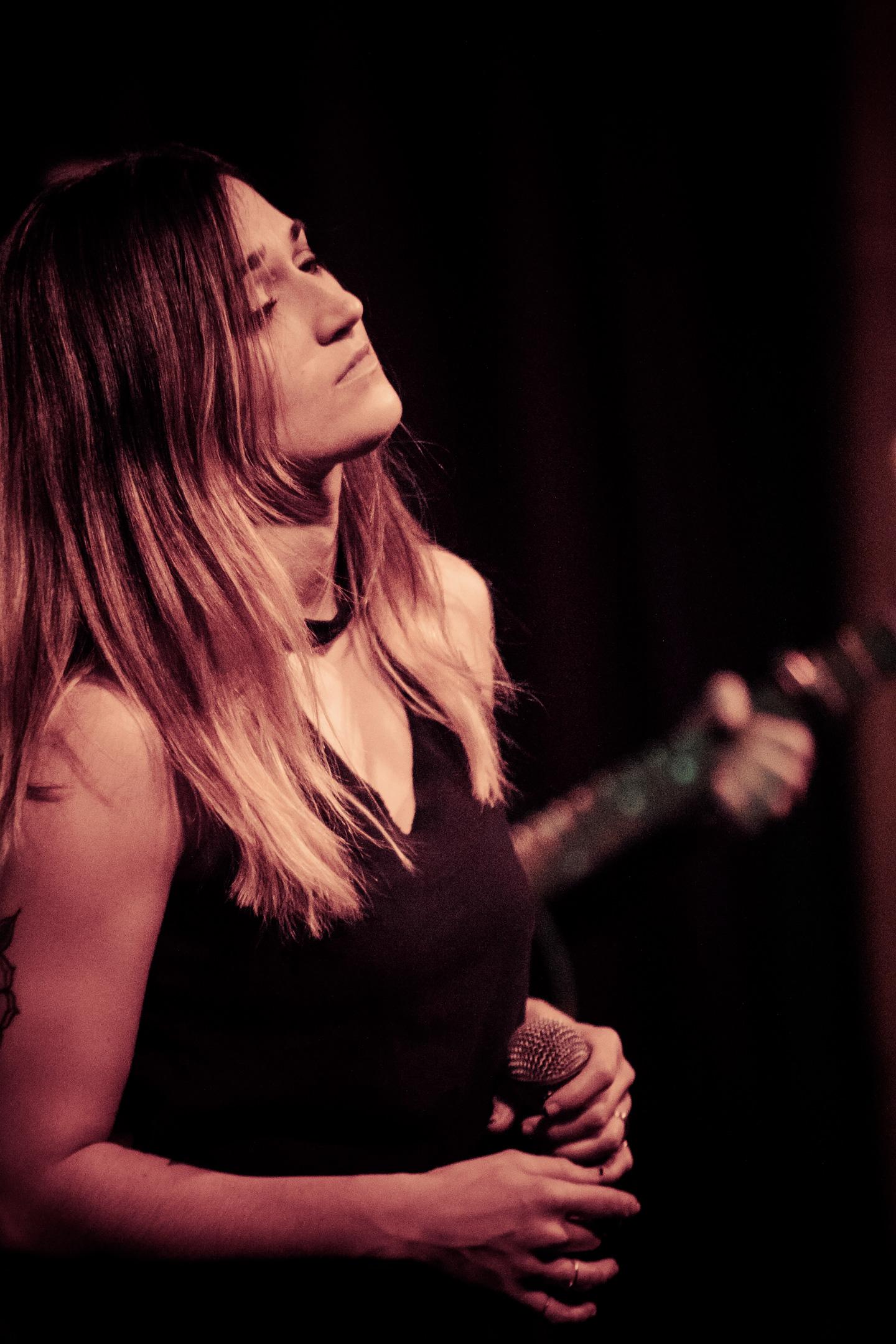 The Wind + The Wave, Haley Johnson and Rachel Price - Denver Concert Photos - Bluebird Theater