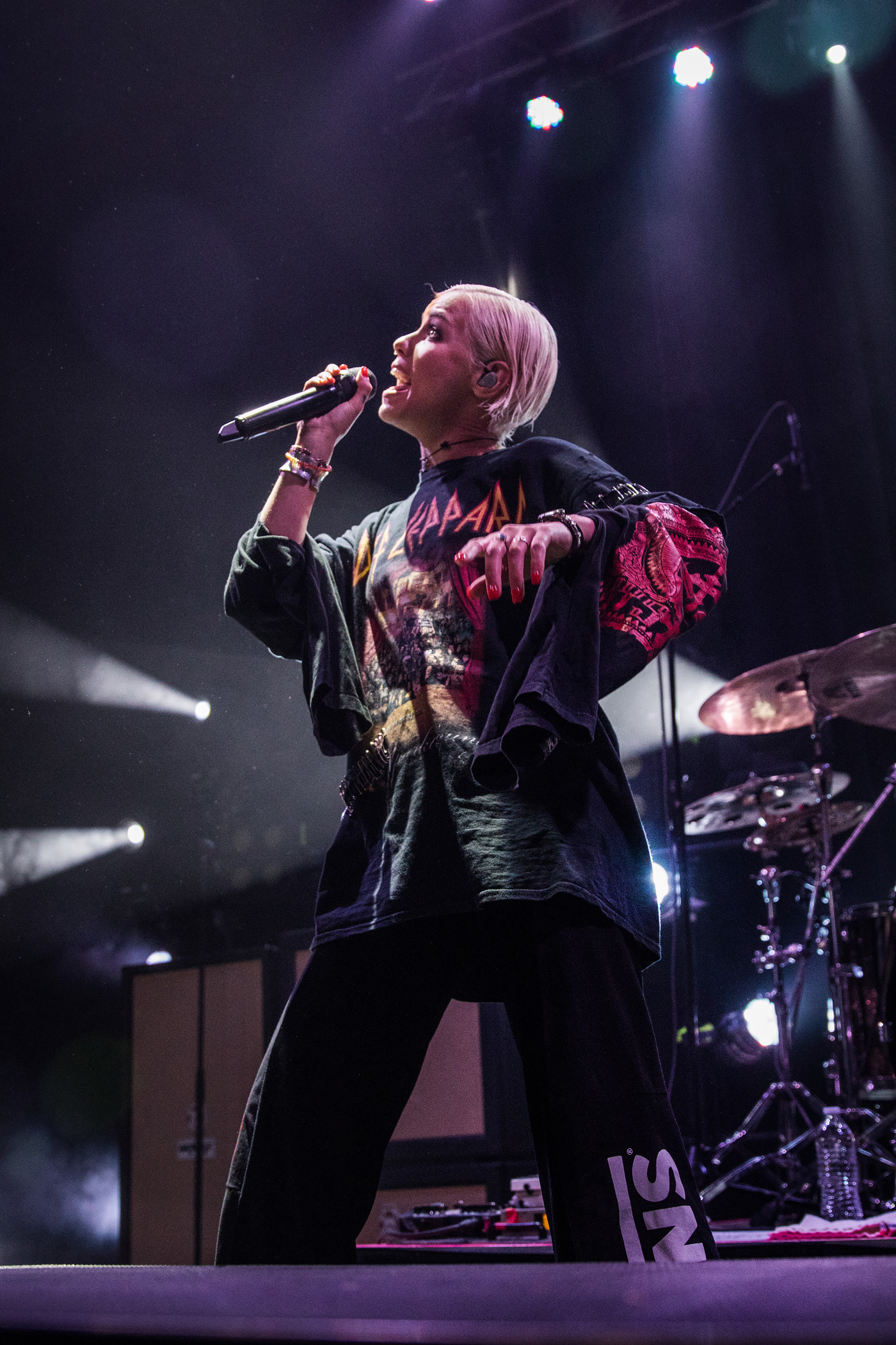 Silverstein & Tonight Alive - Denver Concert Photos - Summit Music Hall