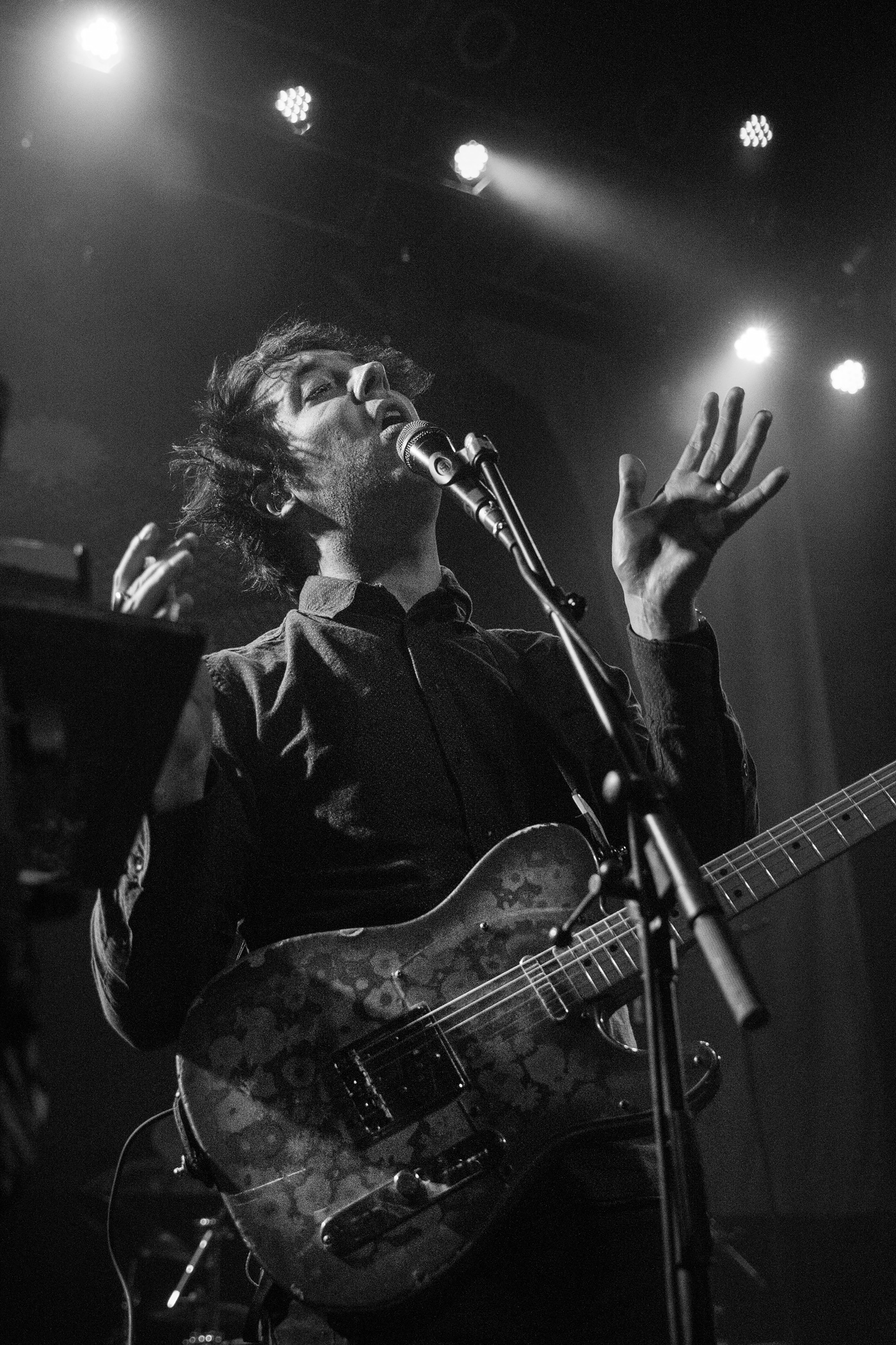 The Wombats and Future Feats - Denver Concert Photos