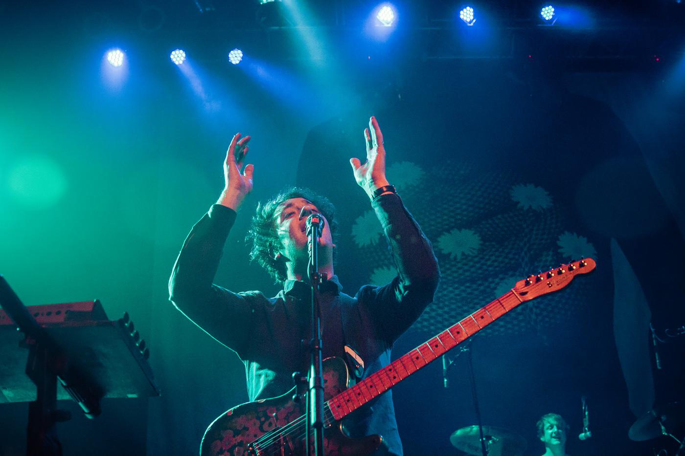 The Wombats - Denver Concert Photos