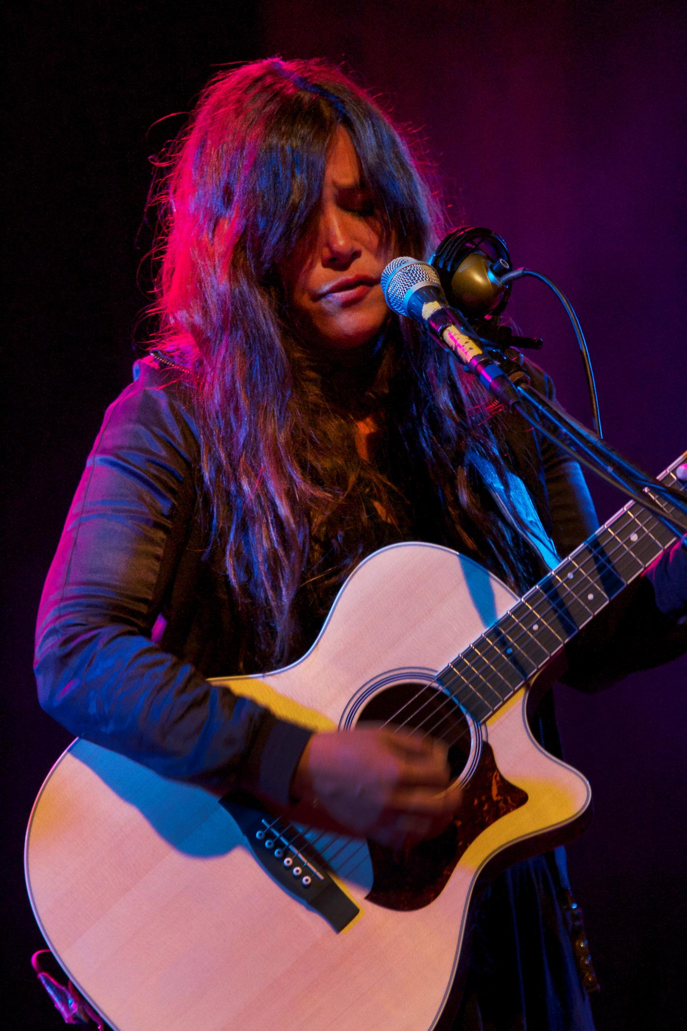 Rachael Yamagata - Denver Concert