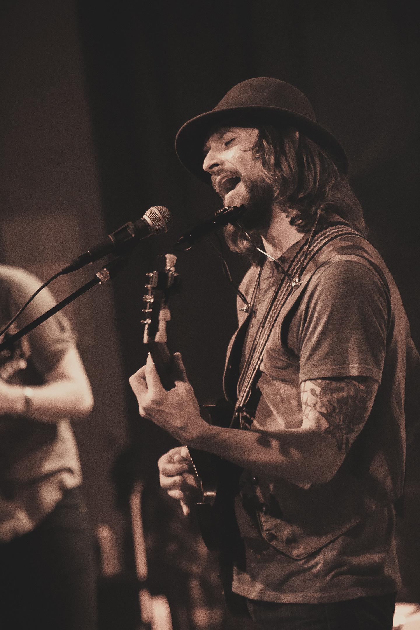 Photos of Denver bands Dragondeer and Eldren from Bluebird Theater