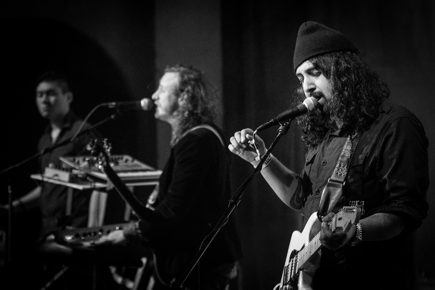 Photos of Denver bands Dragondeer and Eldren from Bluebird Theater