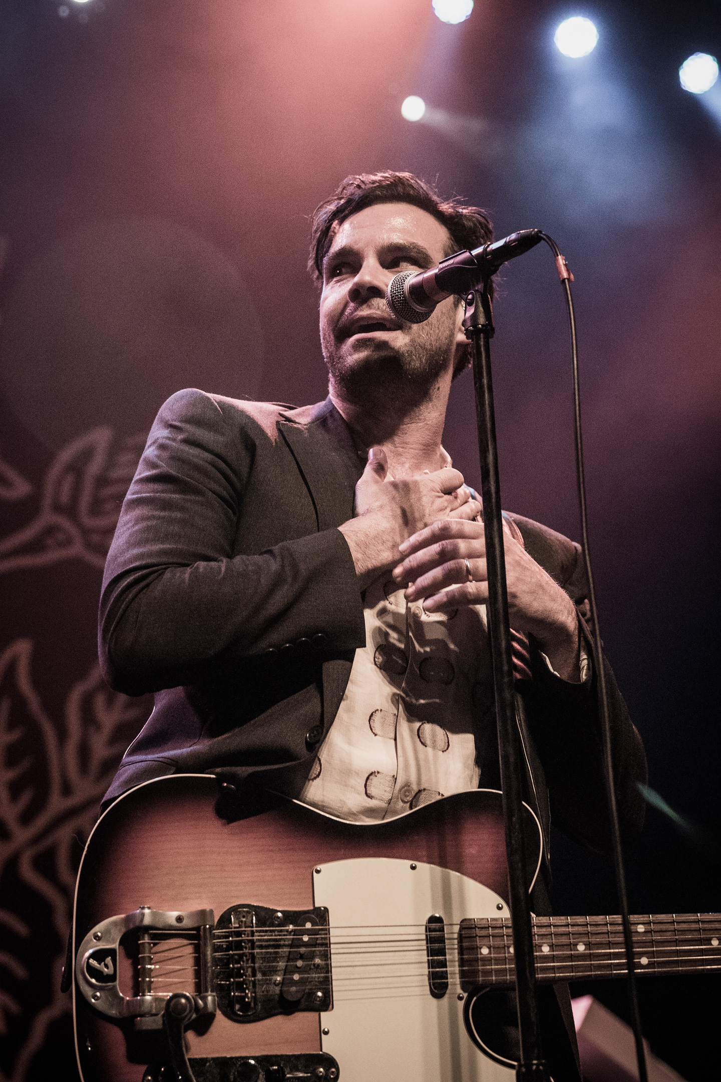 The Lone Bellow - Photos from Gothic Theatre Denver