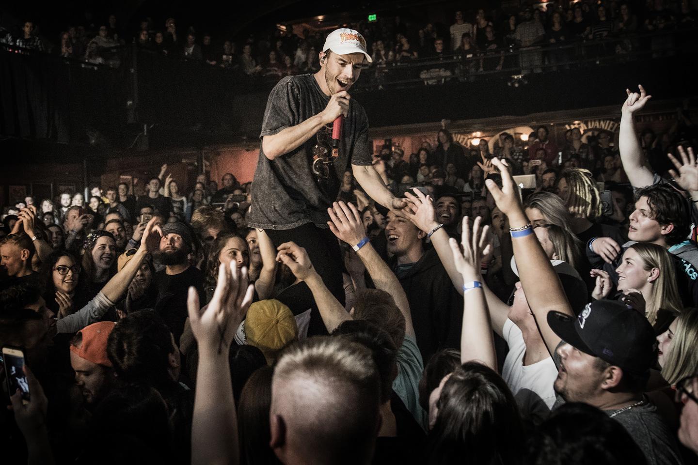 New Politics, Dreamers & The Wrecks - Concert Photos Denver