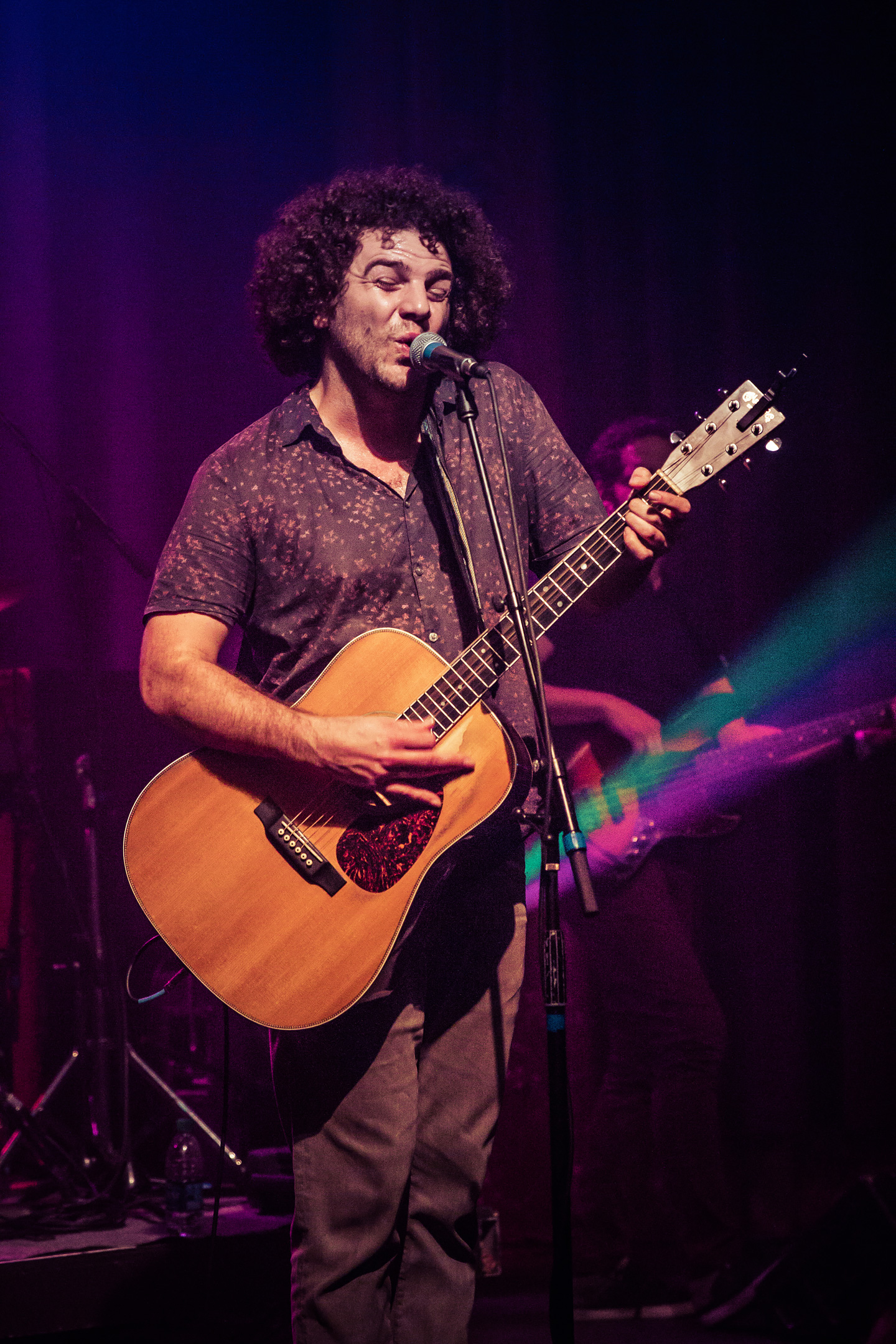Rob Drabkin - Concert Photos - Annual Birthday Show at Bluebird Theater Denver
