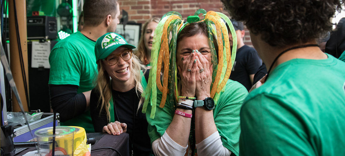 Photos From Channel 93.3 Keggs & Eggs 2018 – The St. Patrick's Party