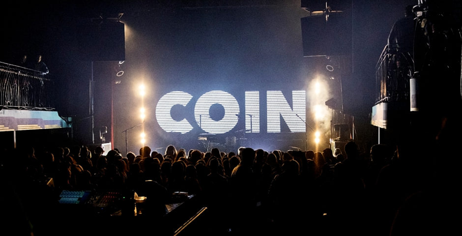 The band COIN - Concert Photos Denver