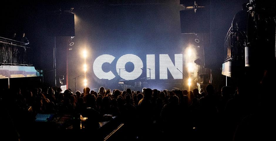 The band COIN - Concert Photos Denver