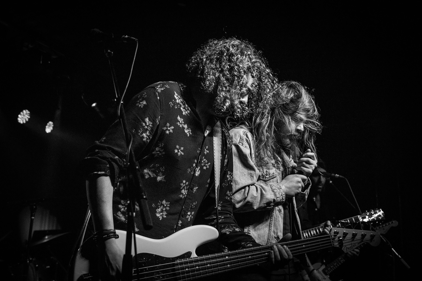The Glorious Sons and One Flew West - Denver Concert Photos - Globe Hall