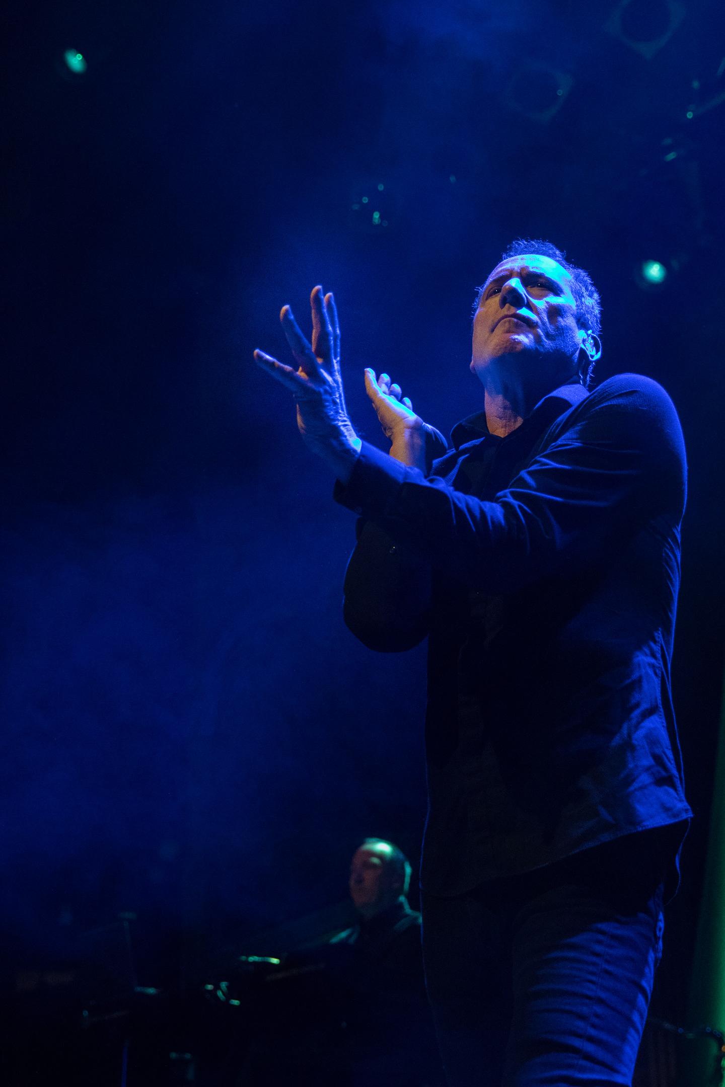 Orchestral Manoeuvres in the Dark (OMD) - Concert Photos - Denver Ogden Theatre