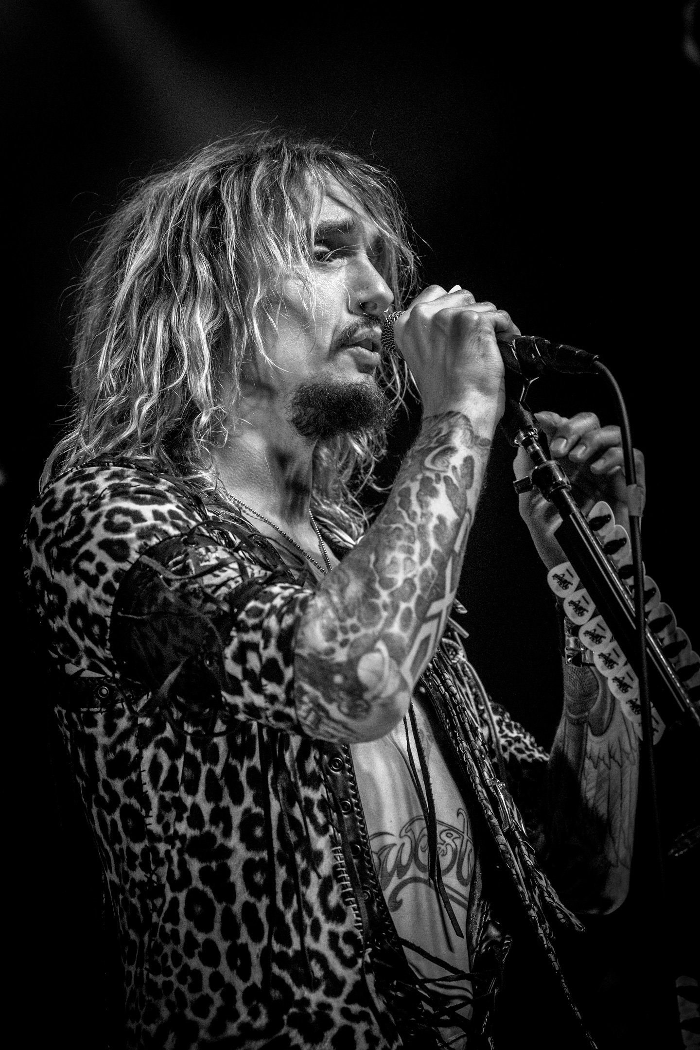 The Darkness and Diarrhea Planet - Concert Photos - Denver's Gothic Theatre
