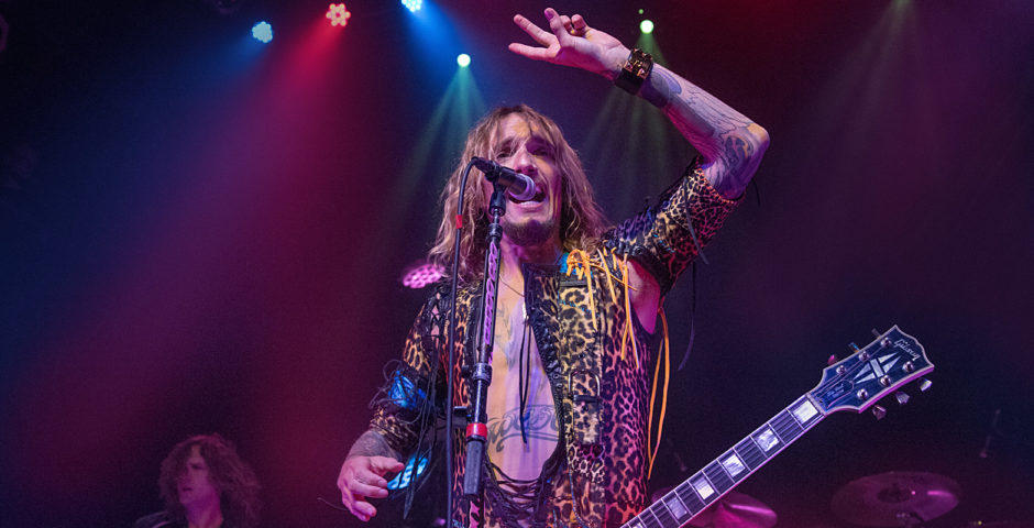 The Darkness - Concert Photos Denver