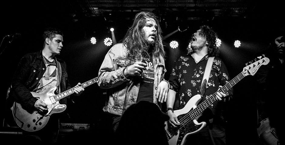 The Glorious Sons - Denver Concert Photos