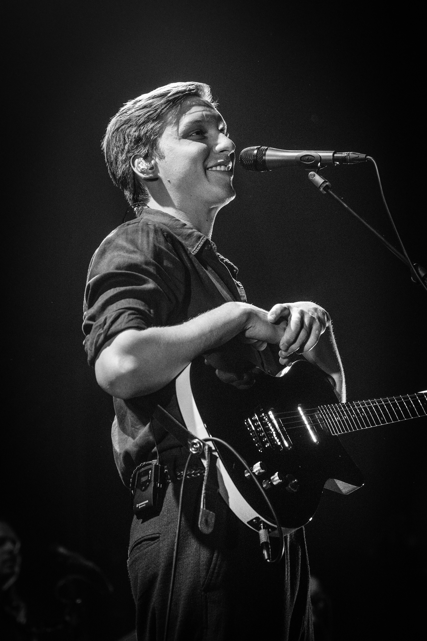 George Ezra - Denver Concert Photos - Ogden Theatre 2018