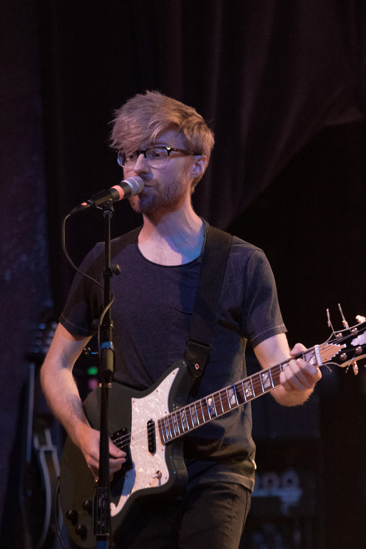 Jukebox The Ghost and The Greeting Committee - Concert Photos Denver - Bluebird Theater on Colfax