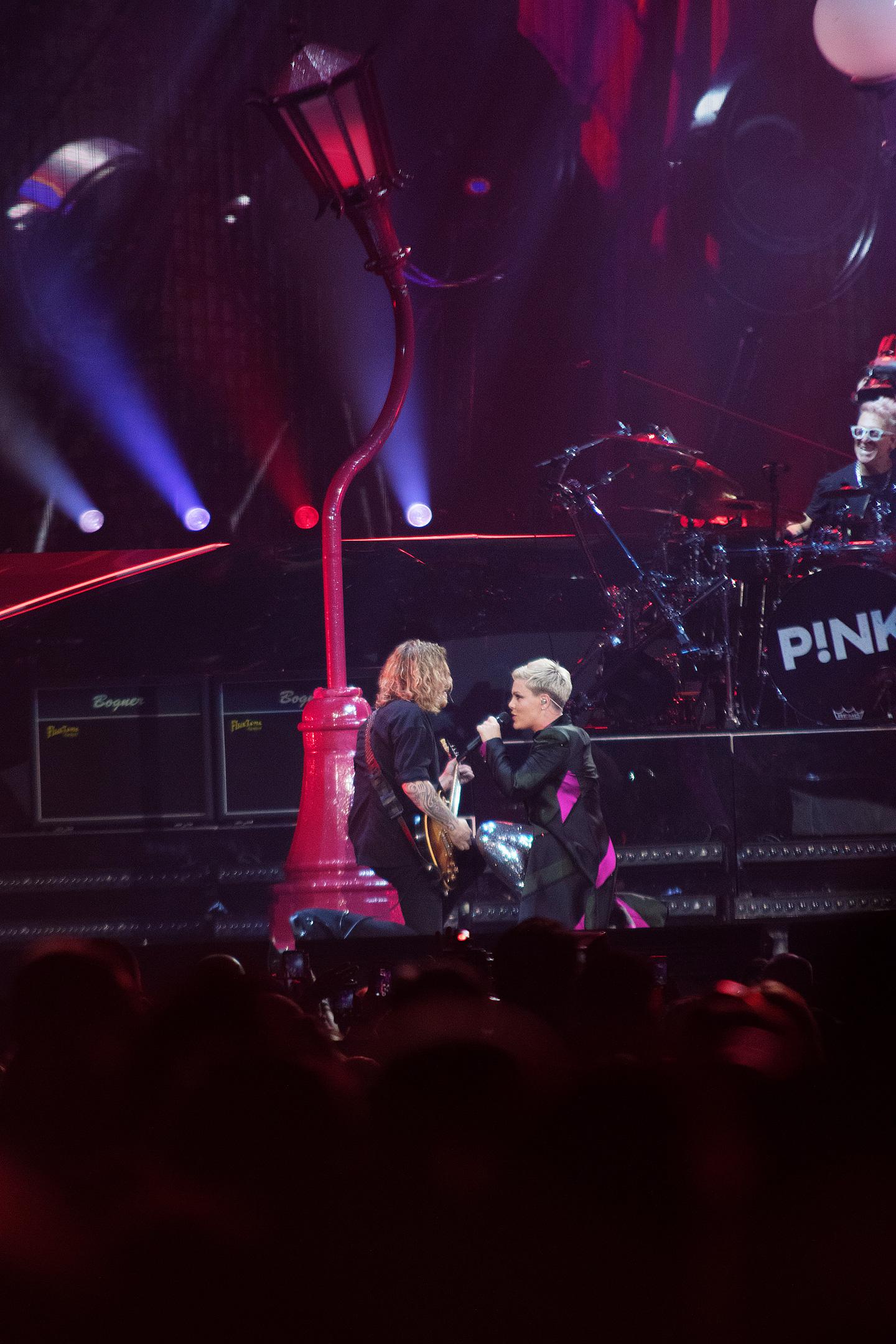 Pink - Concert Photos - Denver - Beautiful Trauma Tour 2018