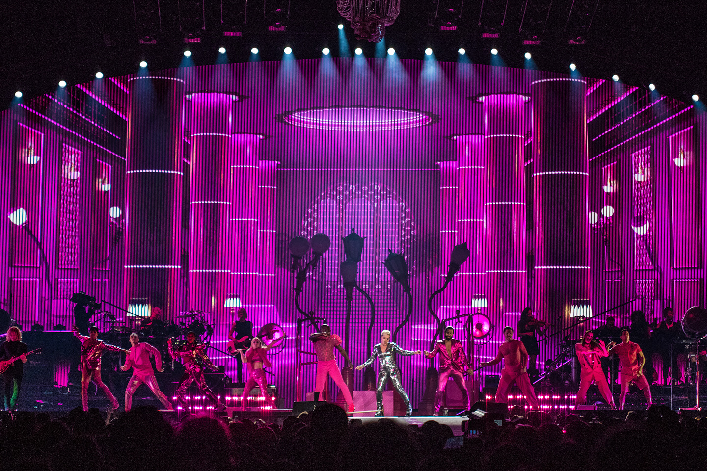 Pink - Concert Photos - Denver - Beautiful Trauma Tour 2018