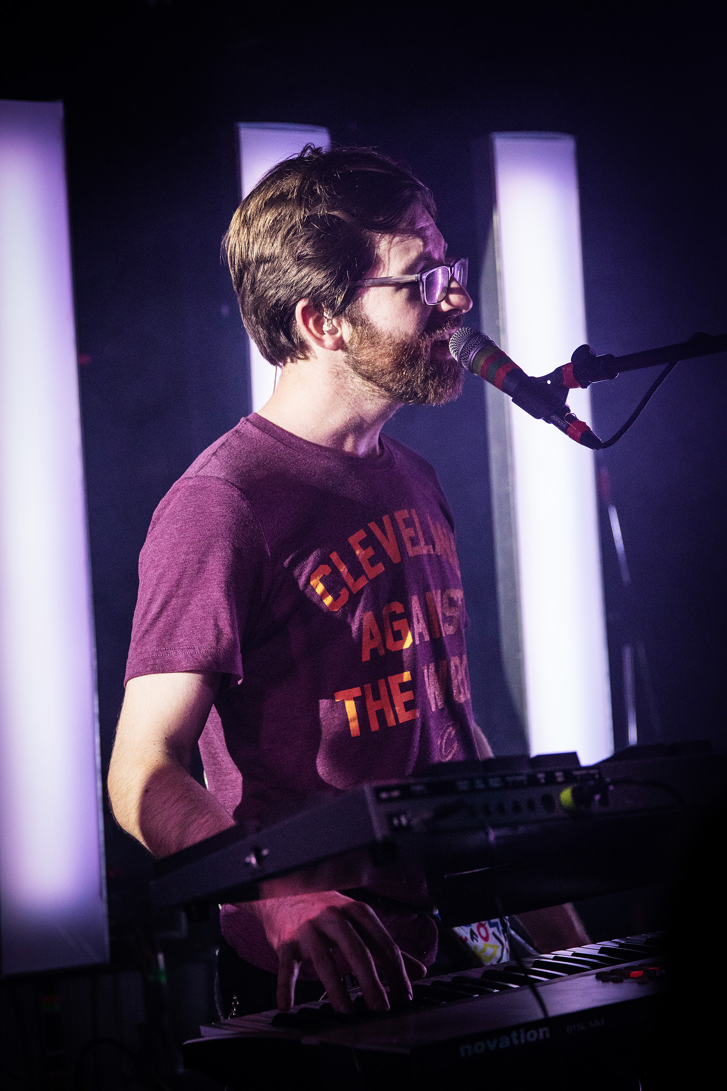 Smallpools and Great Good Fine OK - Concert Photos - Marquis Theater, Denver
