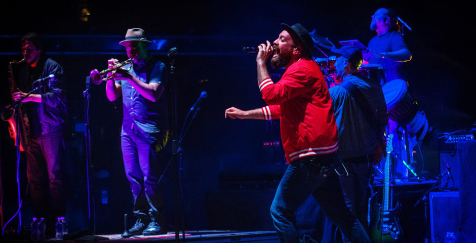 The Motet - Concert Photos - Red Rocks Colorado