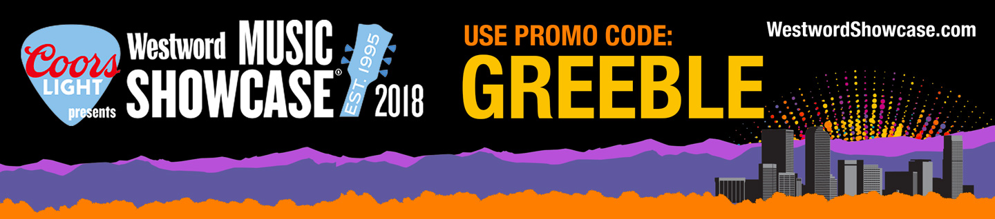 Westword Music Showcase Promo Code 2018
