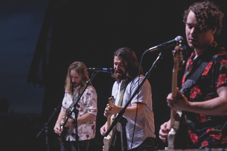 Knox Hamilton & The SIR Band at Levitt Denver - Concert Photos