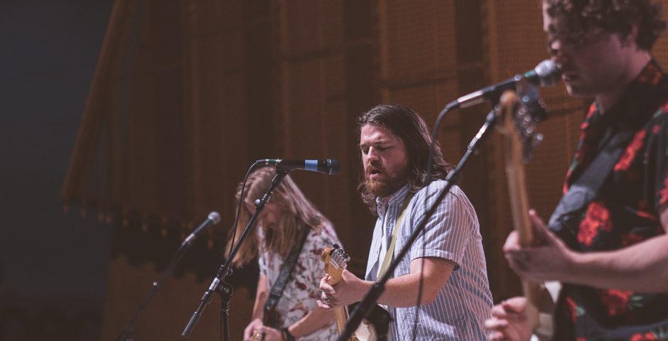 Knox Hamilton concert photos - Levitt Pavilion Denver