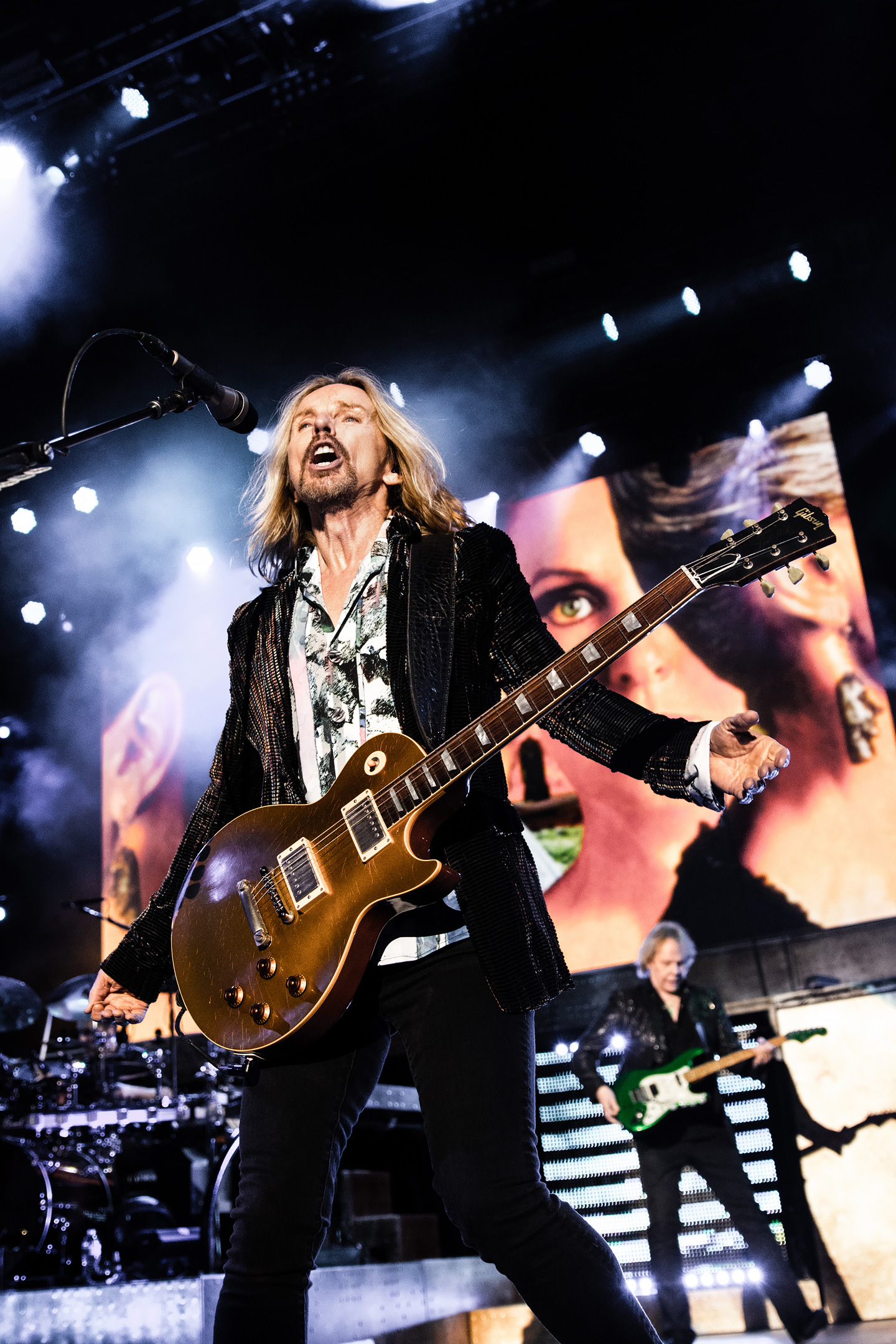 Styx Concert Photos 2018 - Fiddler's Green Denver