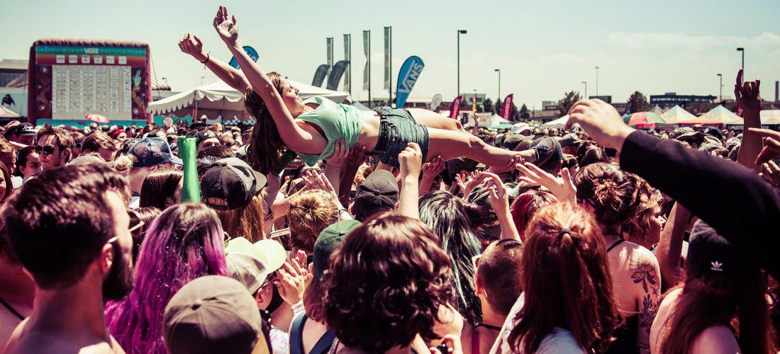 Photos of The Final Warped Tour Denver