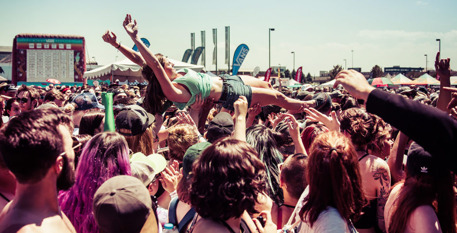 Vans Warped TOur Denver - Concert Photos