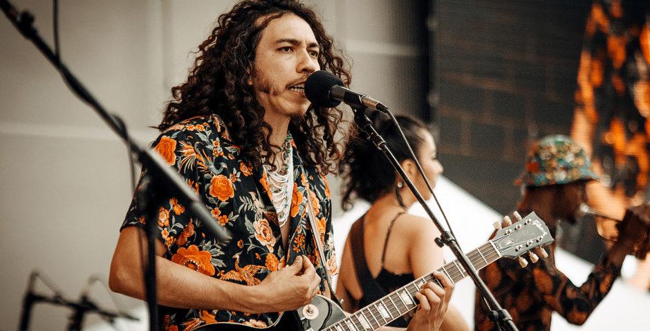 Izcalli Denver Band - Concert Photos Levitt Pavilion