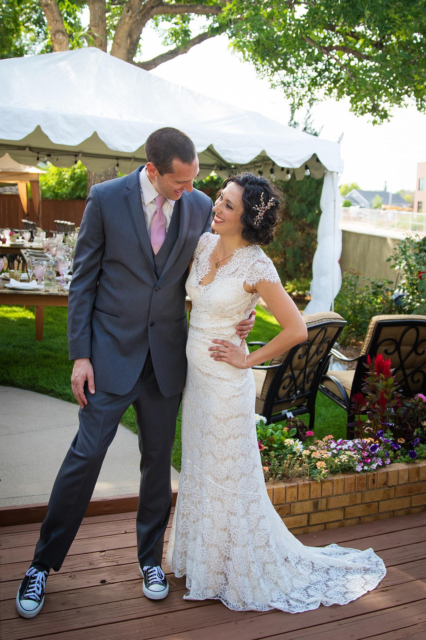Denver wedding portraits