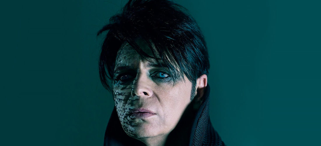 Interview with Music Visionary Gary Numan