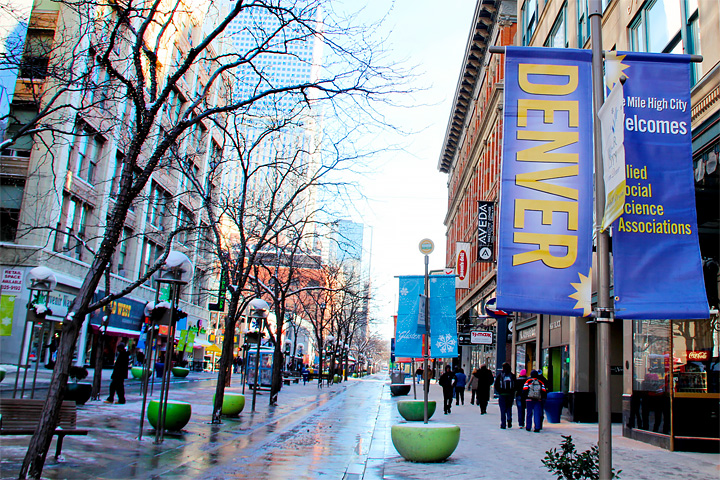 Things to Do in Denver - 16th Street Mall