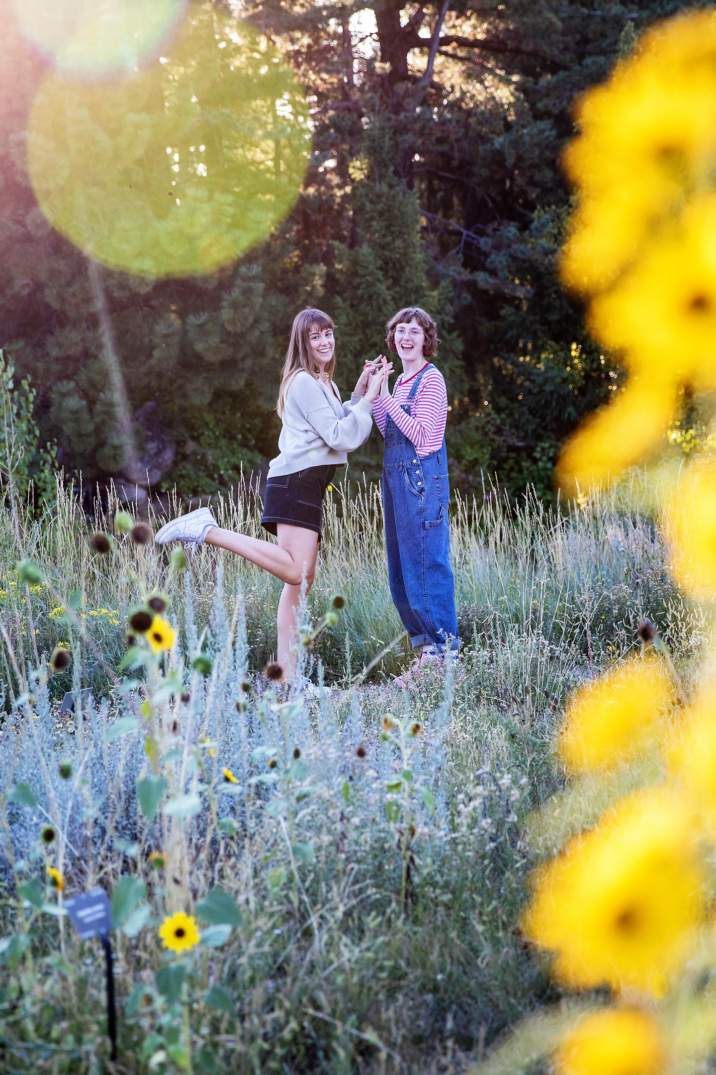 Senior Portraits - Denver Photographer - Portrait Photography