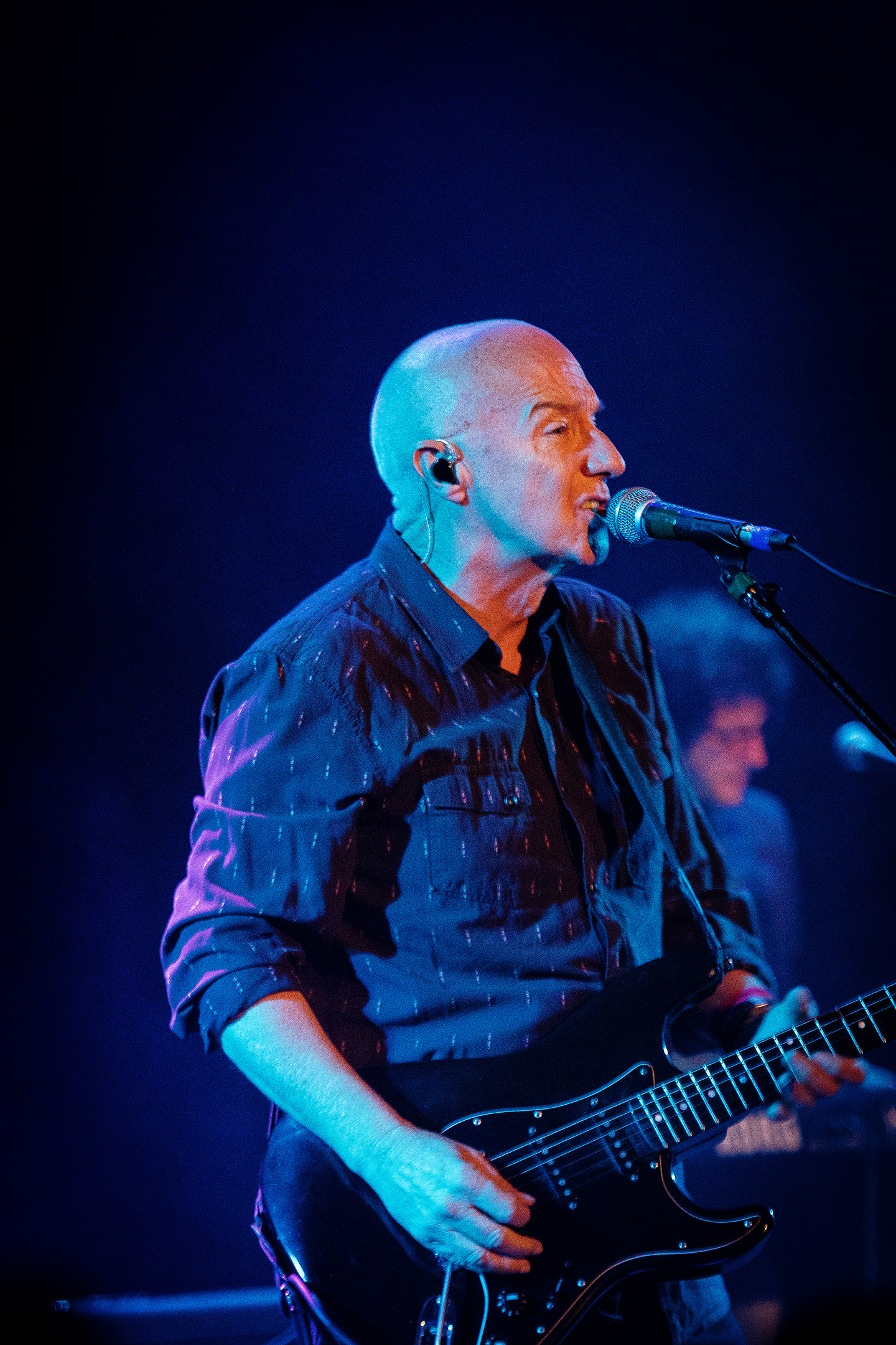 Paul Young - Midge Ure - Denver Photos - Oriental Theater 2018
