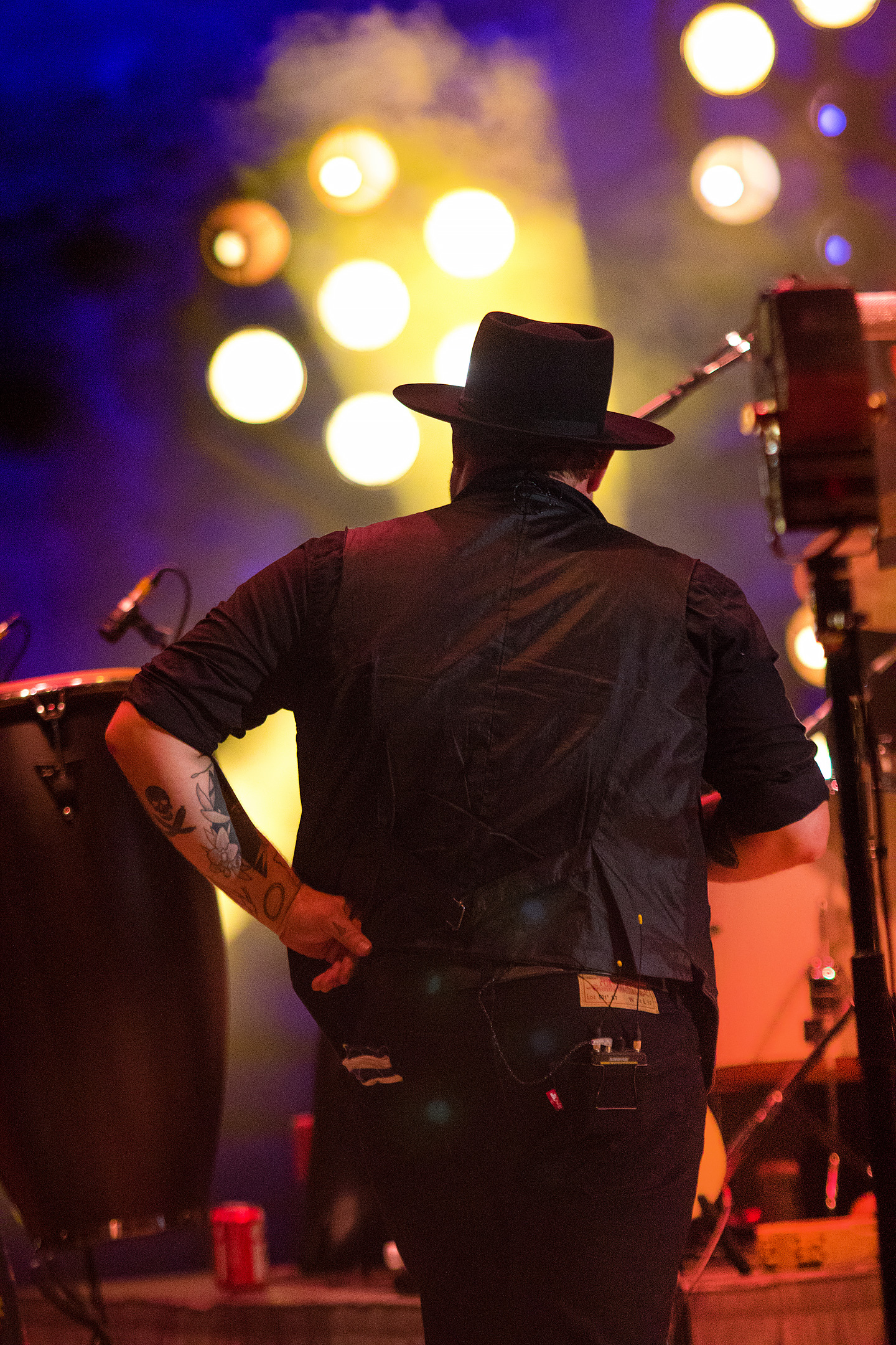 Nathaniel Rateliff & The Night Sweats - Red Rocks Concert Photos 2018