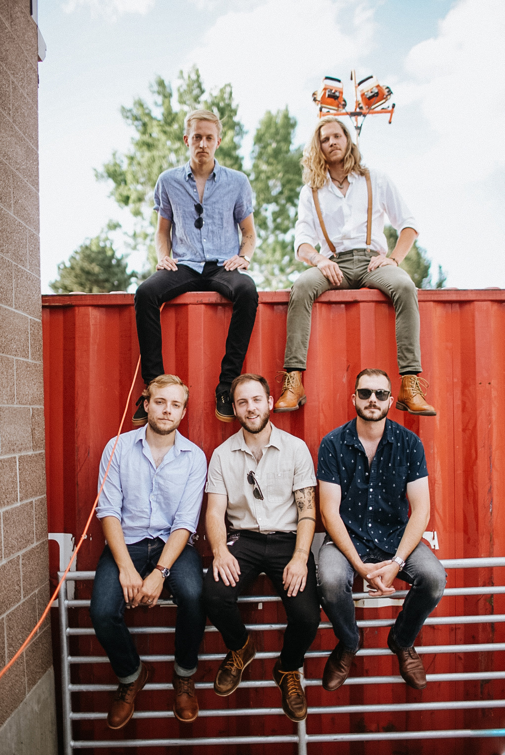 Interview With Denver Band Whitacre