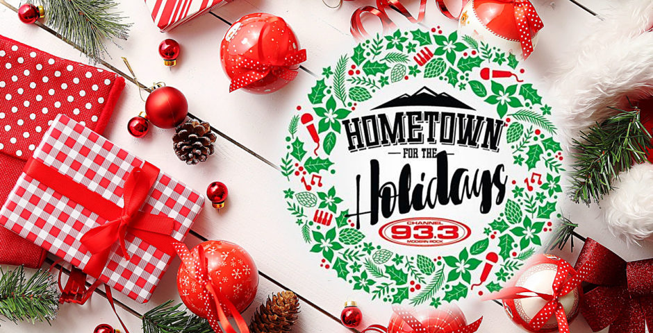 KTCL Channel 93.3 Hometown For The Holidays Top 10 2018