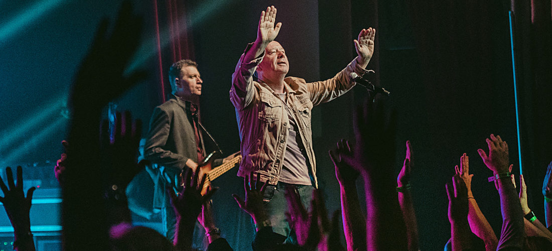 Simple Minds at Paramount Theatre